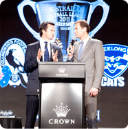 2011 AFL Grand Final Eve Lunch