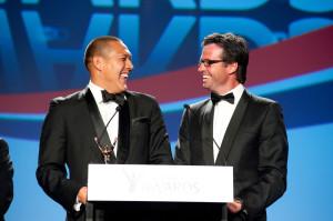 Sports Performer Awards 2010 – Geoff Huegill