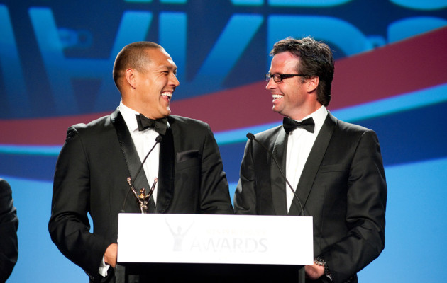 Sports Performer Awards 2010 – Geoff Huegill