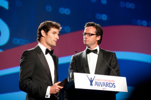Sports Performer Awards 2010 - Mark Webber