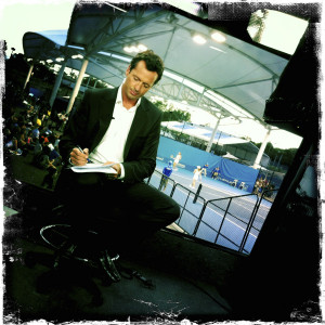 Tennis hosting 2012