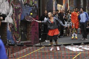 Adidas Street Tennis 2012