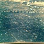 Hackney Marshes, London 1951. 88 football pitches in one place.