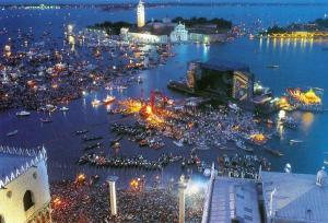 Pink Floyd live in Venice 1989