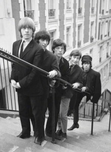 The Rolling Stones - 1965. By Pierre Fournier