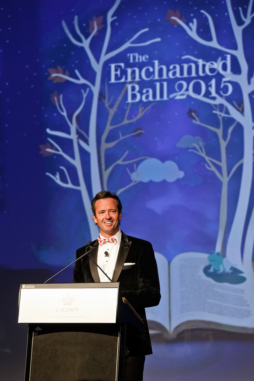 The Enchanted Ball 2015